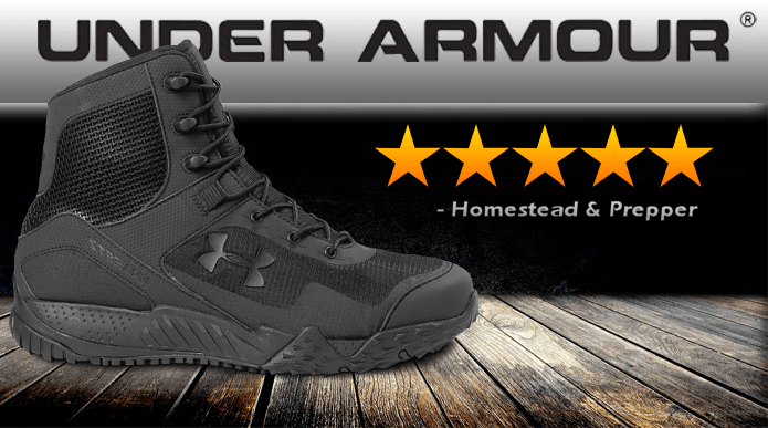 under armour boot reviews