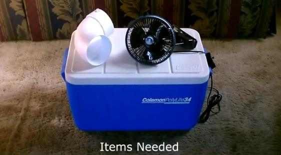 How To Build A Cheap Diy Air Conditioner