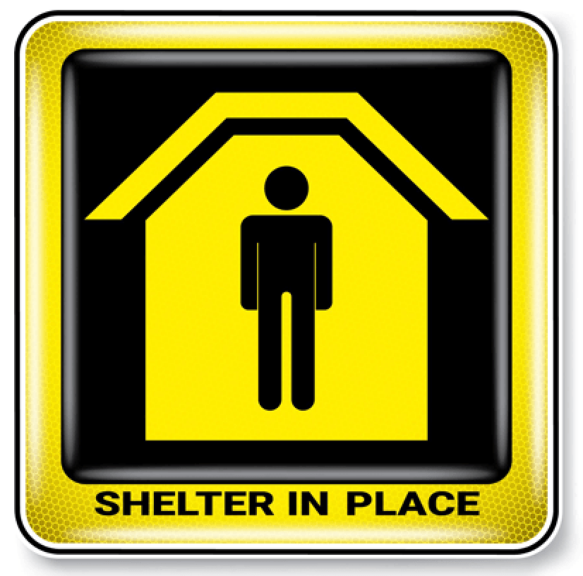 What You Need To Know About Sheltering In Place